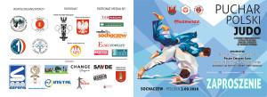 8 Puchar Polski Judo_Sochaczew_zaproszenie